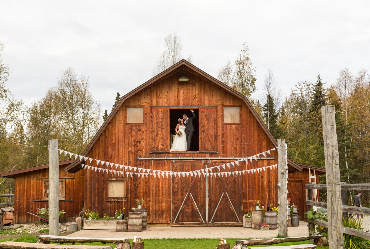 Catie & Zeke Married at Gloryview Farm
