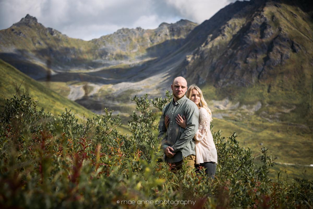 Sarah & Wayde – HatcherPass