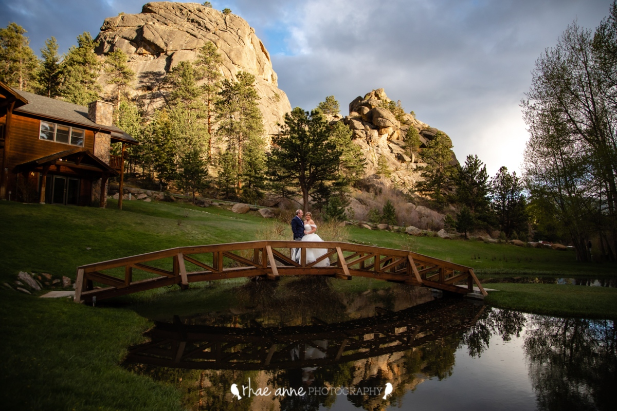 An Estes Park Wedding